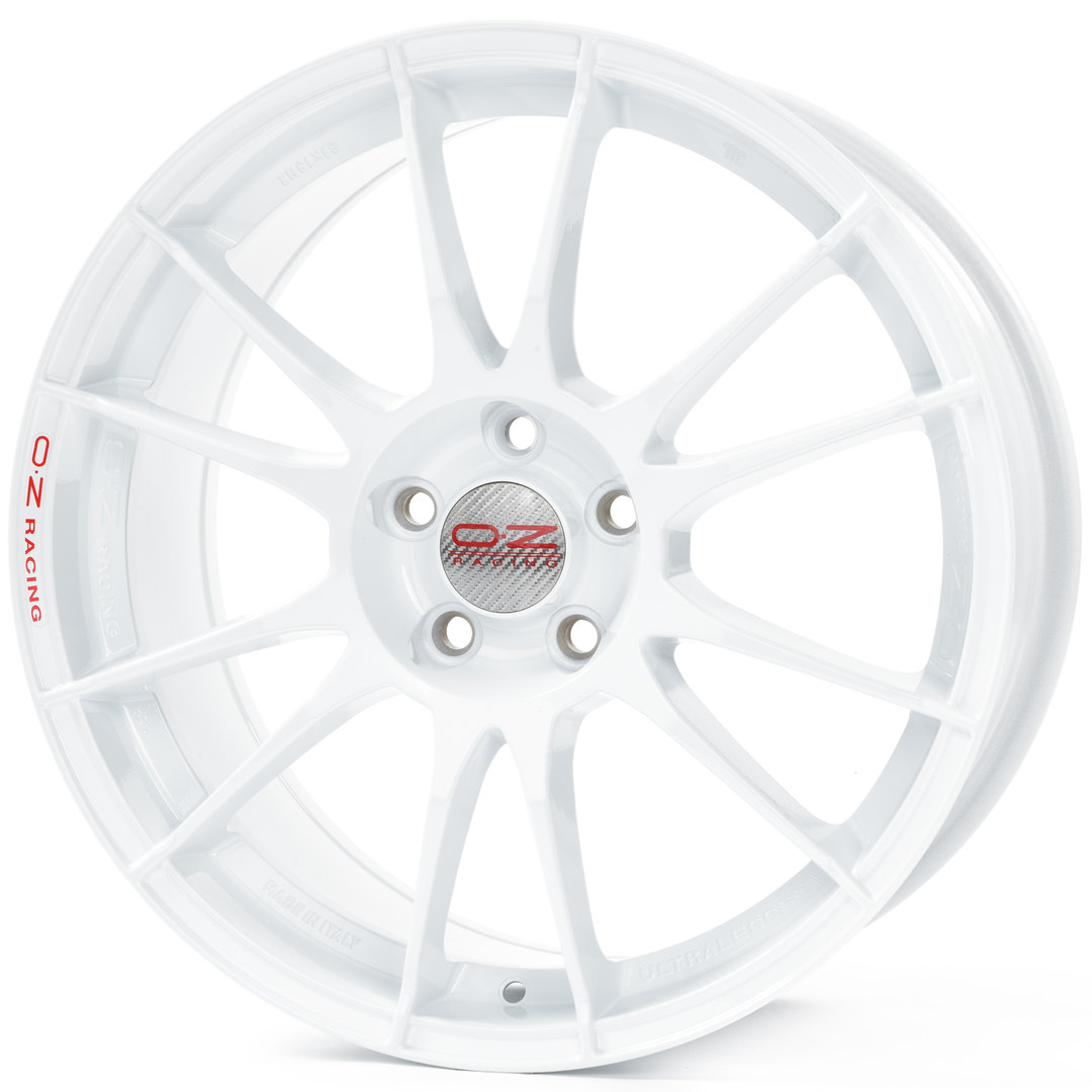 OZ Ultraleggera Race White